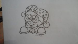 Lil cute Marx by WendysSketches