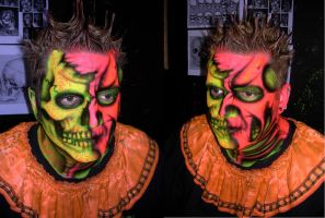 Fluorescent Psychopathy by Mr-Mordacious