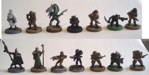40k First Releases by StephenJD