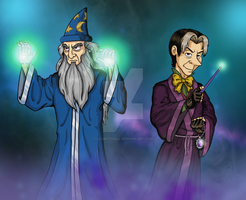 Disney Sorcerers by Oreopata