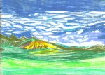 Landscape in pastels by philippeL