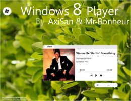 Windows 8 Player by AxiSan
