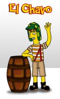 El Chavo by orl-graphics