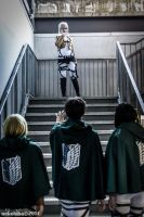 The Traitor ~Shingeki no Kyojin~ by NekoHibaPC