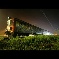 Railfan at Night 002 by digital-story