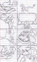 Vore comic for drakel by Lare-yoshi