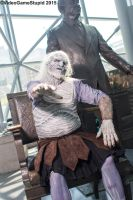 New York Comic Con 2015 - Undead King? by VideoGameStupid