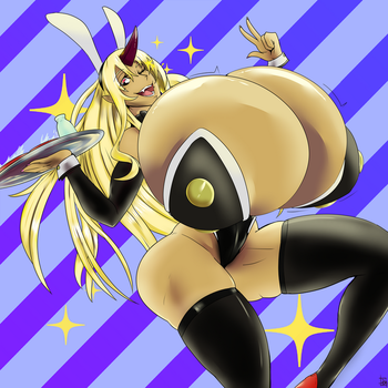 [Patreon] Tio Is Here To Serve! 2/3 by DotintheParadox