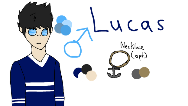 Lucas Ref by TaniPoniBoi