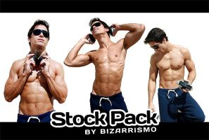 Stock Pack: Sexy DJ Guy by bizarrismo