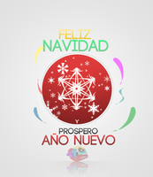 Felices Fiestas by JandoDC