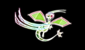 Aviator Flygon Wallpaper by PorkyMeansBusiness
