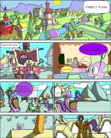 My Little Pony: Shards of Desire page1 by Blazeingman
