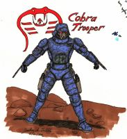 COBRA Trooper redesign Mk3 by Tribble-Industries