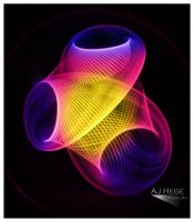 Cosmic Knot by AJHege