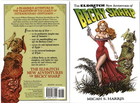 BECKY SHARP PROOF COVERS by LostonWallace