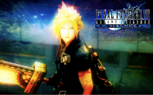 Cloud Strife AC Complete HD by theluckystarxo