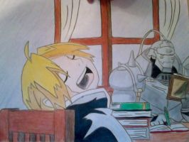 FMA - Research by Christi109