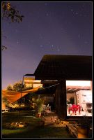 Moving Stars by iTux