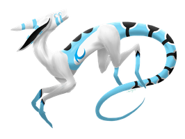 Shiva without line art o3o by April-Cakes