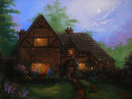 To Catch The Dancing Lights by Kchan27