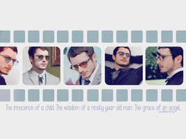 Elijah Wood Wallpaper #2 by wildflower4etrnty
