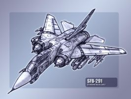 SFB-291 by TheXHS