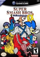 Super Smash Bros. Melee EX by ACivicDilemma