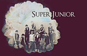 SuJu Wallpaper by KissOfDeathXxX