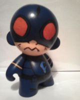 Lobster Johnson Munny by Spence2115