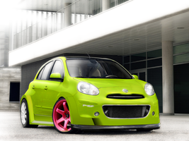 Nissan Micra P46P edition by panos46