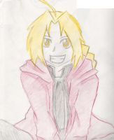 Edward Elric by strangmusicobsession