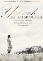 Poster yeu anh da 20 nam by nguyentuenhi