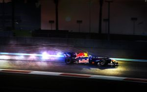 Mark Webber,Red Bull Wallpaper by brandonseaber