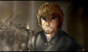 I Demand a Trial by Combat by Smudgeandfrank