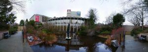 IMAX Pond Panorama by raptor-rapture