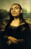 MeMona-Lisa by borda