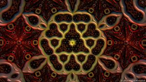 Fractal 3D 164 by whaddad