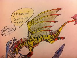 Going Away Gift for MidnightDraconian01 by queenfirelily17