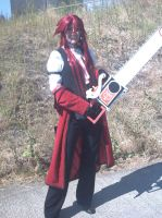 Grell Sutcliff by UncleUndertaker