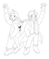 Brothers Wave by Deathirst