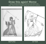 Draw this Again! The Reaper by Miskelle
