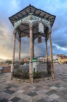 Cuenca - Evening view by LLukeBE