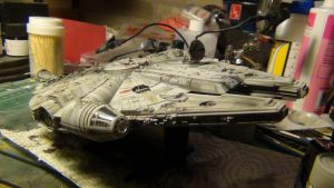 Millenium Falcon 017 by THE-WHITE-TIGER