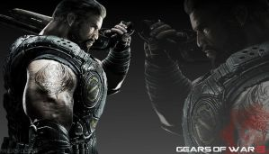 Gears Of War 3 by panda39