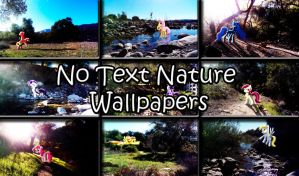 No Text Nature Wallpapers by InternationalTCK