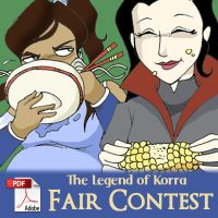 Legend of Korra: Fair Contest by x-22