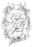 Eagle Crest by Lady-Nat