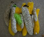 Tail Pile For Sale by Samishii-Kami