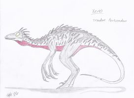 JP: Troodon Pectinodon [OLD] by Sinncrow